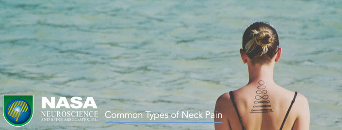 The Top Two Most Common Types of Neck Pain   NASA MRI Blog