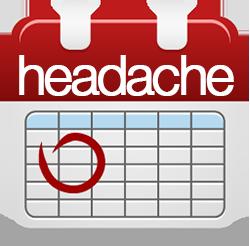 Headach Calendar Icon | Neuroscience & Spine Associates