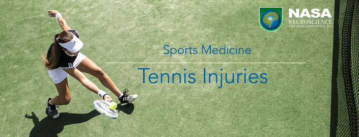 Sports Medicine Tennis Injuries | NASA MRI Blog