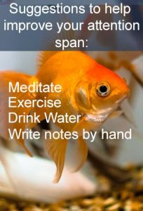 Suggestions to help improve your attention span | NASA MRI Blog